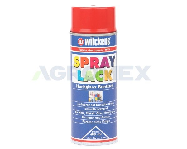 lakier spray Case IH czarny Wilckens NOPOLUX 400ml
